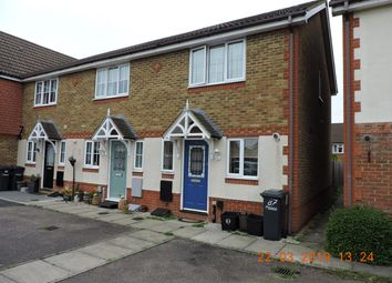 Thumbnail 2 bedroom end terrace house to rent in Dairy Glenn Avenue, Waltham Cross