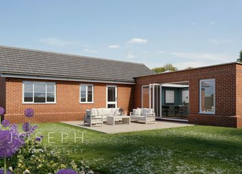 Thumbnail 3 bed detached bungalow for sale in Vere Gardens, Henley Road, Ipswich