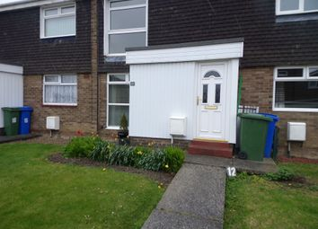 Thumbnail 2 bed flat for sale in Wreay Walk, Cramlington