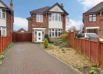 Thumbnail 3 bed detached house for sale in Highcroft Drive, Wollaton, Nottingham