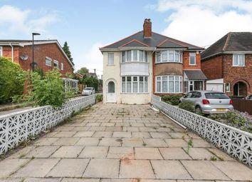 Thumbnail 2 bed semi-detached house for sale in Common Lane, Sheldon, Birmingham, West Midlands