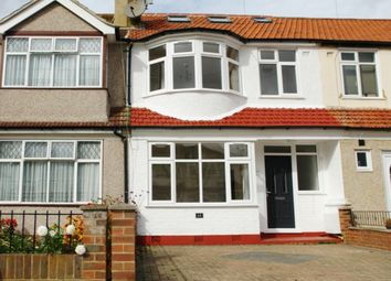 Thumbnail 4 bedroom terraced house for sale in Cranborne Avenue, Tolworth, Surrey
