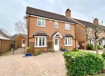 Thumbnail 4 bed detached house for sale in Arbor Lane, Winnersh, Wokingham, Berkshire