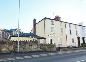 Thumbnail 4 bed end terrace house for sale in Merthyr Road, Abergavenny, Monmouthshire
