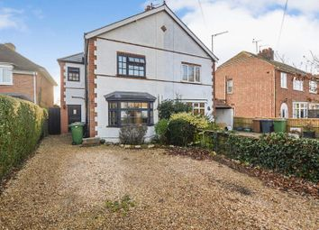 Thumbnail 3 bed semi-detached house for sale in Suttons Lane, Deeping Gate, Peterborough
