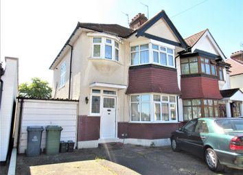 Thumbnail 3 bed semi-detached house for sale in Vancouver Road, Edgware