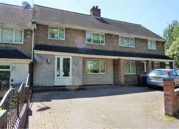 Thumbnail 3 bed terraced house for sale in Shenton Walk, Birmingham