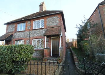 Thumbnail 3 bedroom semi-detached house to rent in The Row, Lane End, High Wycombe