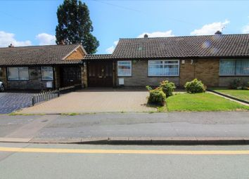 Thumbnail 3 bed bungalow for sale in Castle Drive, Willenhall