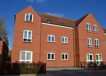 Thumbnail 2 bed flat for sale in The Courtyard, Castle Brewery, Newark