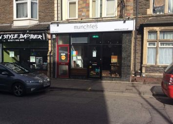 Thumbnail Restaurant/cafe for sale in 22 Crwys Road, Cardiff