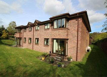 Thumbnail 2 bed flat for sale in Priory Gardens, Abergavenny, Monmouthshire