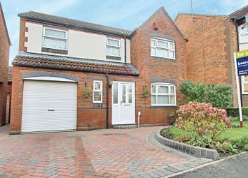 Thumbnail 4 bedroom detached house for sale in Wingfield Way, Beverley