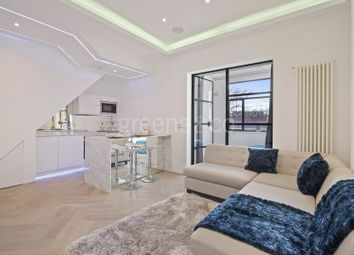 Thumbnail 2 bedroom flat for sale in Sumatra Road, London