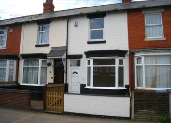 Thumbnail 3 bed terraced house for sale in Church Lane, Coventry