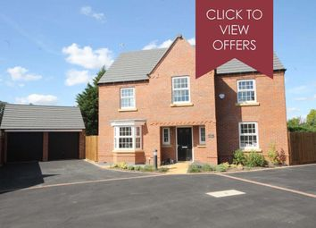 """Thumbnail 4 bed detached house for sale in """"Winstone"""" at Walton Road, Drakelow, Burton-On-Trent"""