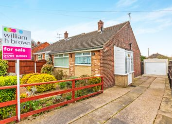 Thumbnail 2 bedroom semi-detached bungalow for sale in Derwent Crescent, Brinsworth, Rotherham