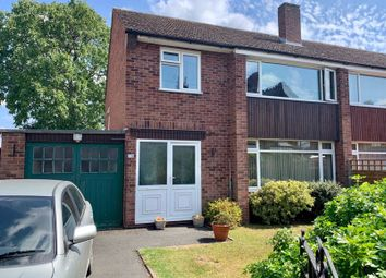 Thumbnail Semi-detached house for sale in Baggallay Street, Hereford