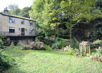 Thumbnail 4 bed semi-detached house for sale in Hollin Brigg, Holmbridge, Holmfirth