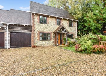 Thumbnail 5 bed link-detached house for sale in Mounters Lane, Chawton, Alton, Hampshire