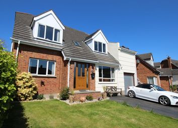 Thumbnail 4 bedroom detached house for sale in Chatsworth, Bangor