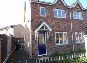 Thumbnail 3 bed semi-detached house to rent in Wood Park View, Athersley, Barnsley, South Yorkshire