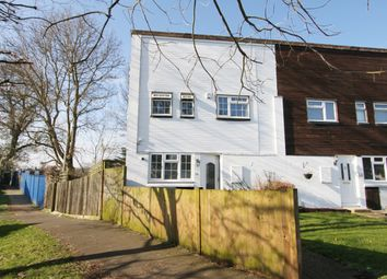 Thumbnail 3 bedroom end terrace house for sale in Beatrice Close, Eastcote, Pinner