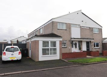 Thumbnail 3 bed semi-detached house for sale in Richmond Green, Morton West, Carlisle