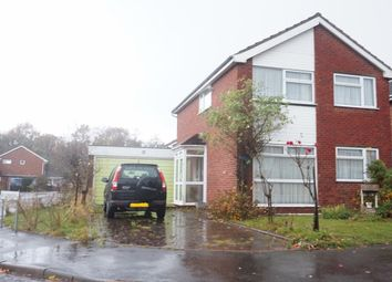 Thumbnail 4 bed detached house for sale in Milverton Close, Walmley, Sutton Coldfield