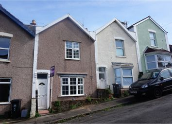 Thumbnail 2 bedroom terraced house for sale in Park Street, Totterdown
