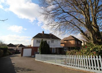 Thumbnail 4 bed detached house for sale in Stakes Road, Purbrook, Waterlooville