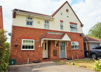2 bed semi-detached house for sale in Ashton Drive, Kirk Sandall, Doncaster DN3