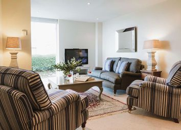 Thumbnail 2 bed flat for sale in The Sands, Porthrepta Road, Carbis Bay, St. Ives