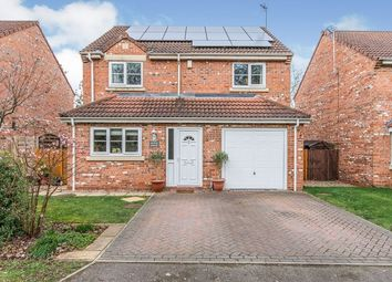 4 bed detached house for sale in Park Lane, Barlow, Selby YO8