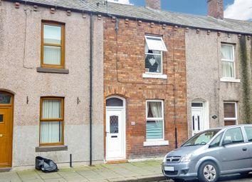 Thumbnail 2 bed terraced house for sale in 22 Morton Street, Carlisle, Cumbria