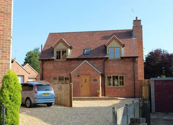 Thumbnail 3 bed detached house to rent in Bassett Way, Clipston, Market Harborough, Northamptonshire