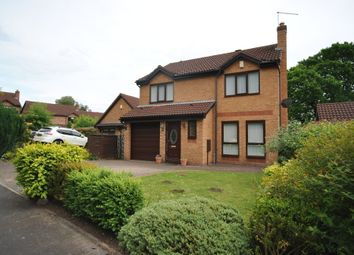 Thumbnail 4 bedroom detached house to rent in Churton Drive, Whitchurch, Shropshire