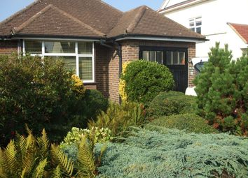 Thumbnail 2 bed bungalow to rent in Monks Avenue, West Molesey, Surrey