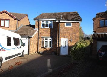 Thumbnail 3 bed detached house for sale in Ilford Avenue, Northburn Glade, Cramlington