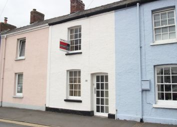Thumbnail 1 bed terraced house for sale in Baker Street, Abergavenny
