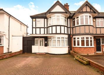 Thumbnail 3 bed end terrace house for sale in Minehead Road, Harrow, Middlesex