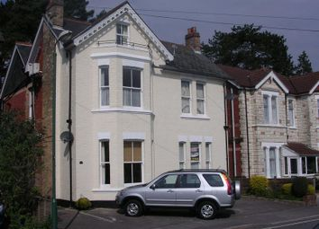 Thumbnail Studio to rent in Westbourne Park Road, Alum Chine, Bournemouth