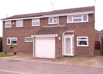 Thumbnail 3 bed semi-detached house for sale in Candytuft Road, Springfield, Chelmsford