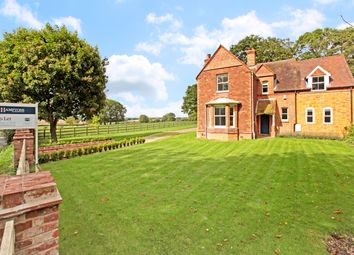 Thumbnail 5 bed detached house to rent in School Road, Chieveley, Newbury