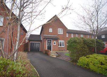 Thumbnail 3 bed detached house for sale in Breadels Field, Beggarwood, Basingstoke