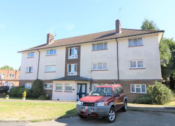 Thumbnail 2 bed flat for sale in Huckleberry Close, Chatham