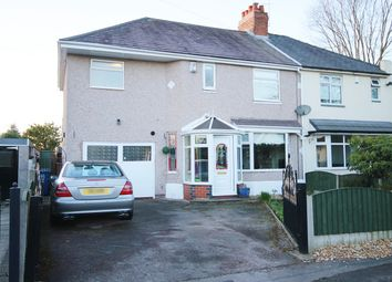 Thumbnail 4 bed semi-detached house for sale in Warwick Avenue, Great Sankey, Warrington