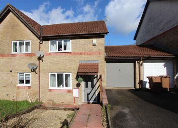 Thumbnail 2 bed end terrace house for sale in Heol Ynys Ddu, Caerphilly