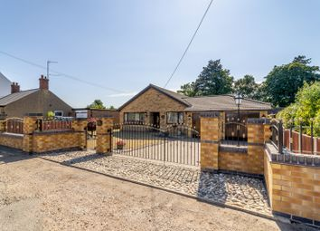 Thumbnail 4 bed bungalow for sale in Woodend Road, Heacham, King's Lynn