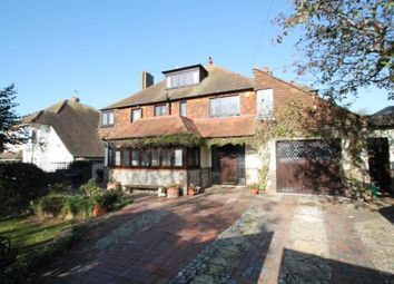 Thumbnail 5 bed detached house for sale in Bazehill Road, Rottingdean, Brighton, East Sussex